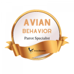 parrot specialist track badge 400x400